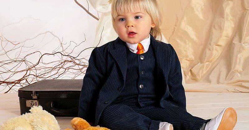Нарядная одежда для мальчика