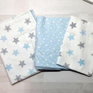 Постельное белье для малышей люкс (звезды)