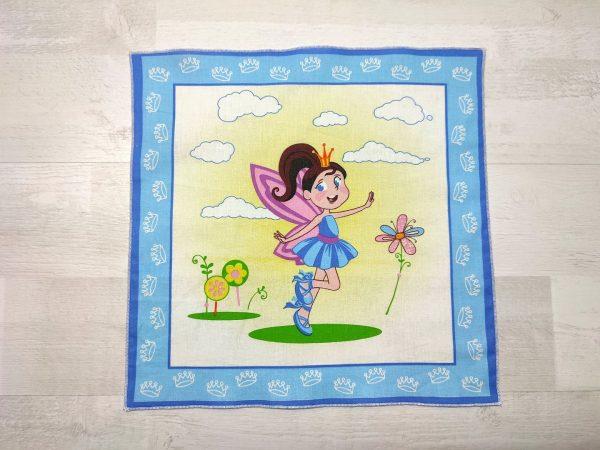 Детский носовой платок для девочки