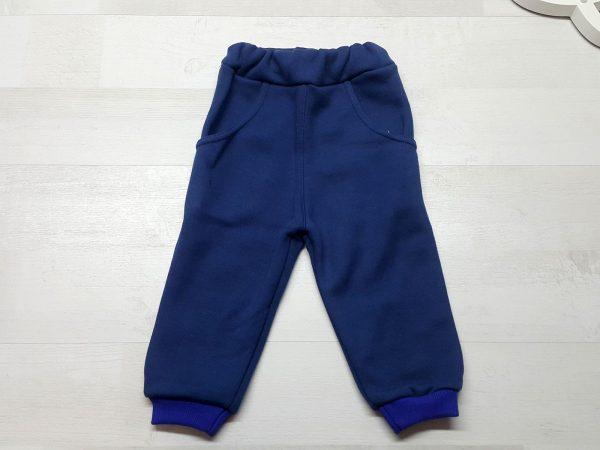 Штаны утеплённые плотные для мальчика