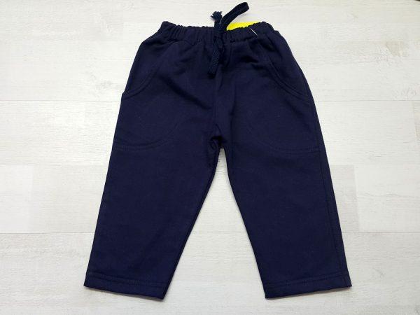 Штаны спортивные тёплые синие