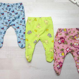 Ползунки для малышей тёплые