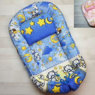 Кокон-гнёздышко с подушкой
