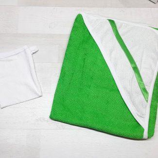 Комплект для купания зелёный