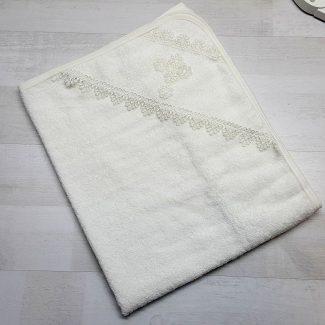 Крестильное полотенце-уголок