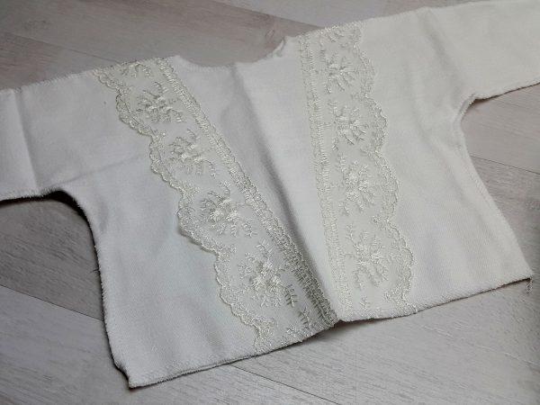 Одеяло с комплектом «Стежка» бежевый 2