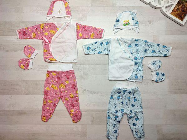 Детский комплект для новорождённого