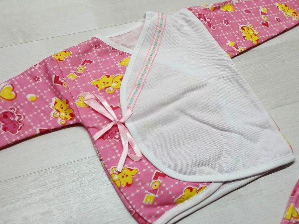 Комплект «Топтыжка» розовый 2