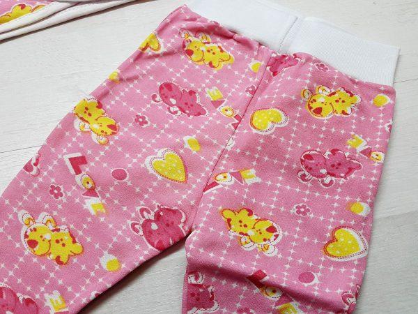 Комплект «Топтыжка» розовый 4