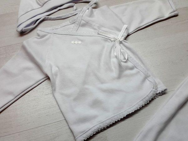 Комплект «Зайка» белый 2