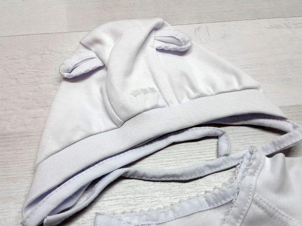 Комплект «Зайка» белый 4