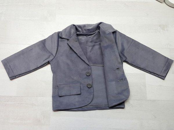 Нарядный костюм 3 предмета пиджак
