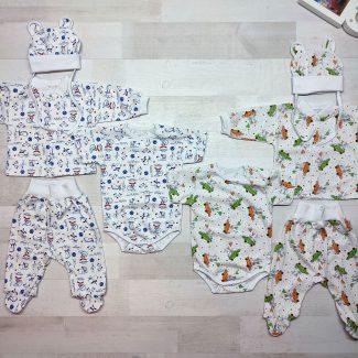 Комплект одежды для новорождённого