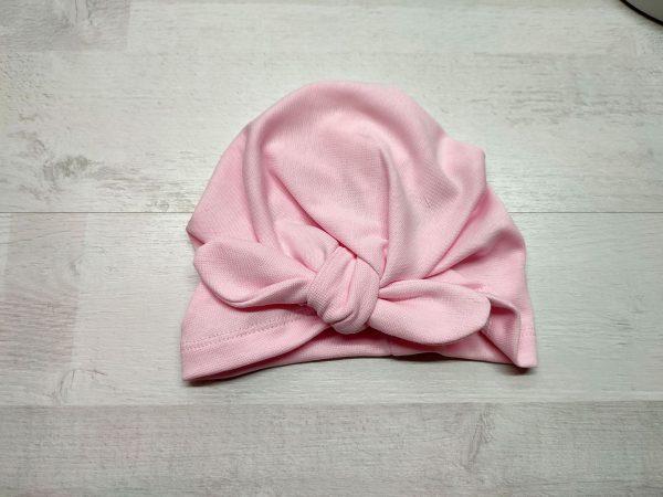 Шапочка-солоха 1 слой розовая