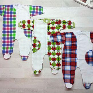 Комбинезон-пижама детский
