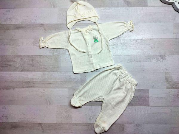 Комплект одежды детский бежевый