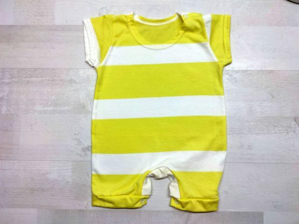 Песочник детский желтый